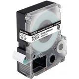 Epson LC-5WBW9 schwarz auf weiß Etikettenkassette (1 Rolle (1.8 cm x 9 m))