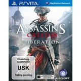 Assassin´s Creed 3 Liberation (PSVita)