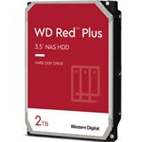 "2000GB WD Red WD20EFRX 64MB 3.5"" (8.9cm) SATA 6Gb/s"
