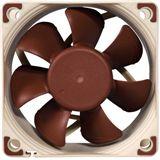Noctua NF-A6x25 FLX 60x60x25mm 1600-3000 U/min 8,2-19,3 dB(A) braun/beige