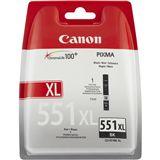 Canon Tinte CLI-551BK XL 6443B004 schwarz