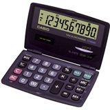 Casio Computer Taschenrechner SL-210TE grau/schwarz
