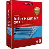 Lexware Lohn + Gehalt 2013 32/64 Bit Deutsch Office Vollversion PC (CD)