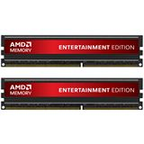 8GB AMD Memory Entertainment Edition DDR3-1600 DIMM CL9 Dual Kit