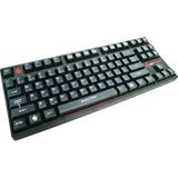 CM Storm Quickfire Rapid CHERRY MX Black PS/2 & USB Deutsch schwarz/grau (kabelgebunden)