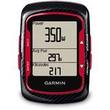 Garmin Edge 500 - GPS-Empfänger - Fahrrad schwarz/rot