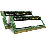 16GB Corsair ValueSelect DDR3L-1600 SO-DIMM CL11 Dual Kit