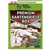 rondomedia Premium Kartenspiele-Box