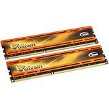 8GB TeamGroup Vulcan Series orange DDR3-1866 DIMM CL11 Dual Kit