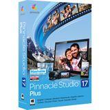 Corel Pinnacle Studio 17.0 Plus 32/64 Bit Deutsch Videosoftware Vollversion PC (DVD)