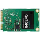 250GB Samsung 840 Evo Series mSATA 6Gb/s TLC Toggle (MZ-MTE250BW)