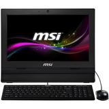 "15,6"" (39,62cm) MSI Wind Top AP1622-B10372G32XXASX Touch FreeDOS All-in-One PC"