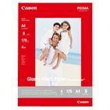 Canon Glossy Photo paper A4 (5 Blatt)
