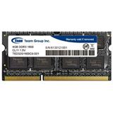 4GB TeamGroup Elite Series DDR3L-1600 SO-DIMM CL11 Single