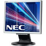 "17"" (43,18cm) NEC MultiSync E171M silber/schwarz 1280x1024 1xDVI / 1xVGA"