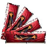 16GB G.Skill RipJaws 4 rot DDR4-2133 DIMM CL15 Quad Kit