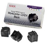 Xerox Tinte 3 Sticks 108R00663 schwarz