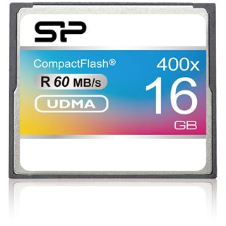 16 GB Silicon Power Compact Flash TypI 400x Retail