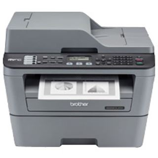 Brother MFC-L2700DN S/W Laser Drucken / Scannen / Kopieren / Faxen LAN / USB 2.0