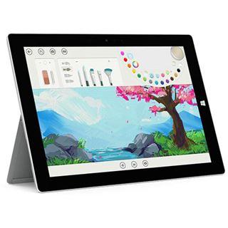 "12.0"" (30,48cm) Microsoft Surface Pro 3 5D2-00019 WiFi / Bluetooth V4.0 256GB schwarz"