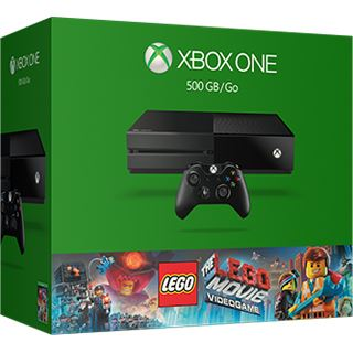 Microsoft XBOX One 500GB Lego The Movie