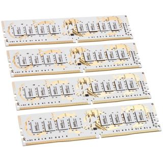 16GB GeIL white Dragon IC DDR4-3000 DIMM CL15 Quad Kit