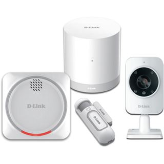 D-Link Smart Home Security Kit, Set (DCH-107KT/E)