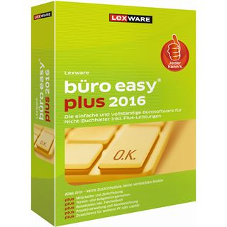 Lexware büro easy plus 2016