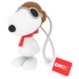 8 GB EMTEC Peanuts M700 Snoopy weiss USB 2.0