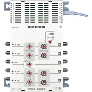 Kathrein VWS 2500 Multischalter-Verteilnetzverstärker