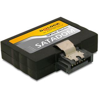 32GB Delock SATADOM Module SATA 6Gb/ MLC (54659)