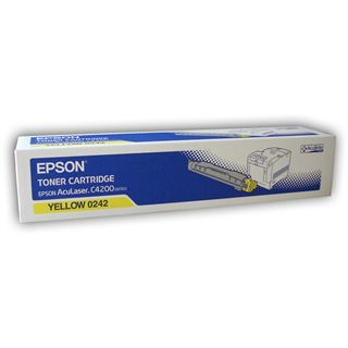 Epson Toner C13S050242 gelb