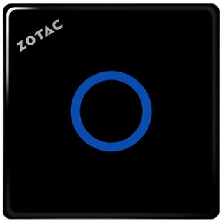 Zotac Barebone ZBOX-MI531 I3-6100T, Intel Grafik, DP,HDMI