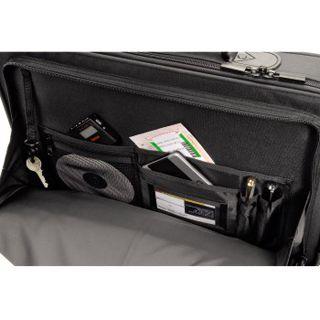 """Hama Notebook-Tasche Napoli 18.4"""" (46,7cm) schwarz"""