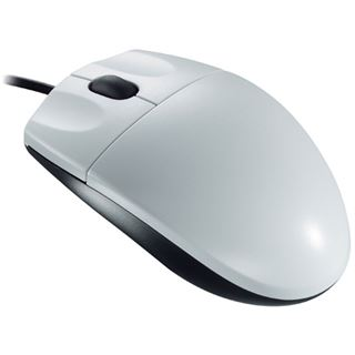 Logitech Optical Wheel Mouse S90, bulk - PS/2