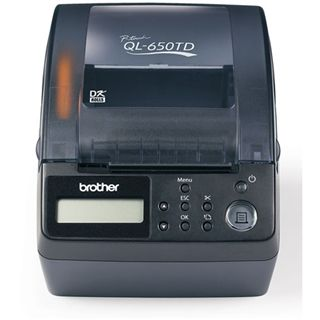 Brother P-touch QL-650TD Thermotransfer Seriell/USB 2.0