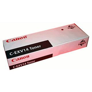 Canon Toner 0384B002 CEXV14 2x Schwarz Kit