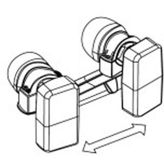 Hama Multifeed-Halter für Offset-Parabolant