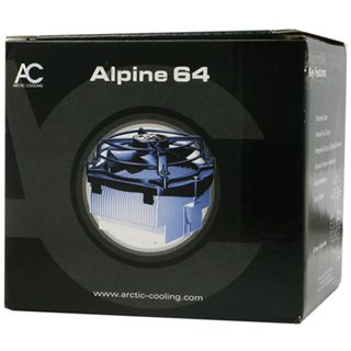Arctic Cooling Alpine 64 S754,939,AM2+,AM3