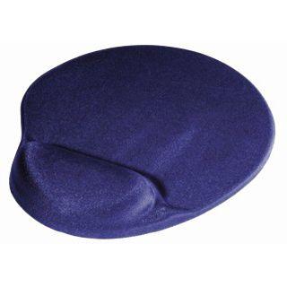 Hama Mauspad Pro 52270 Pro Gel Auflage Blau
