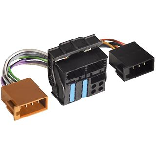 Hama Radio-Adapterkabel OEM(Quadlock) ISO