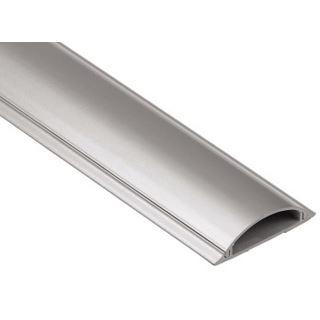 Hama Kabelkanal halbrund, 100/21 cm, Silber