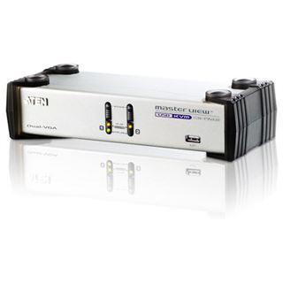 ATEN Technology CS1742 2-fach VGA-KVM-Switch