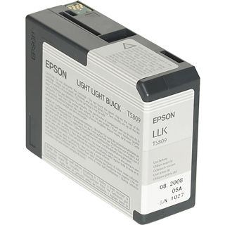 Epson Tinte C13T580900 schwarz hell hell