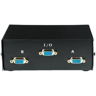 Hama 00042020 2-fach VGA-Grafikswitch