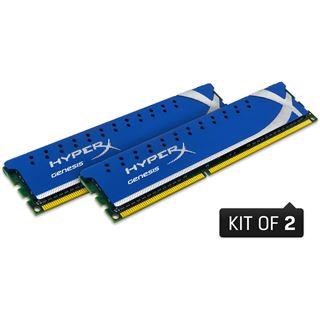 2GB Kingston HyperX DDR2-800 DIMM CL4 Dual Kit