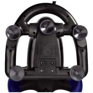 Hama Thunder V18 schwarz/blau PS2