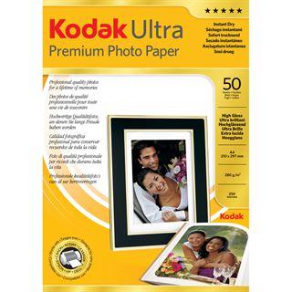 Kodak ULTRA Premium Photo Paper 50 Blatt