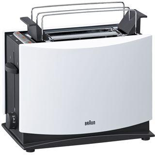 Braun Toaster HT 450 weiß