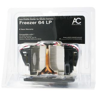Arctic Cooling Freezer 64 LP Tower Kühler
